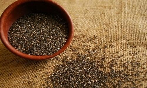 Beneficios de consumir semillas de chía