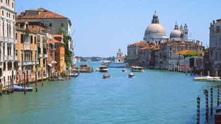 De vacaciones por Italia