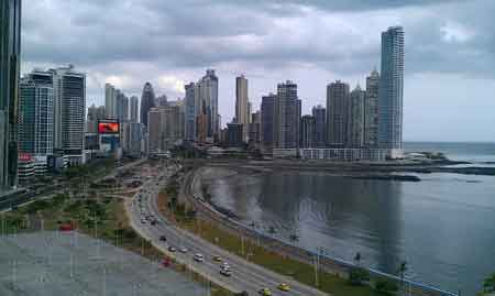 Playas Vírgenes de Panamá