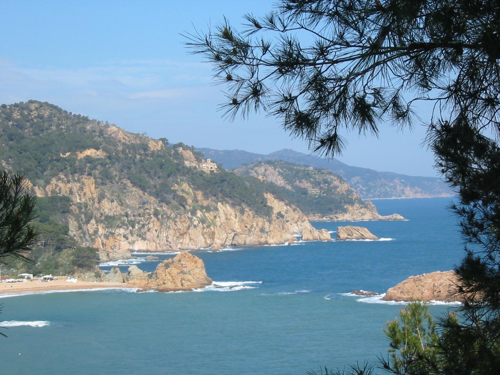4 destinos en la costa catalana