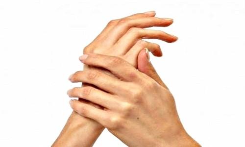 Spa para manos agrietadas