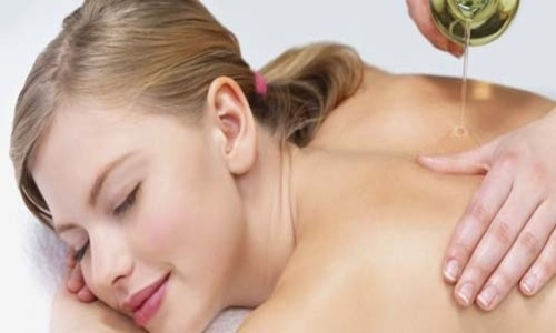 En qué consiste el masaje gotas de lluvia