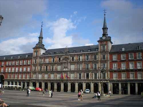 Centros Hospitalarios Públicos en la Comunidad de Madrid