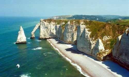 Escápese a Normandia en Francia