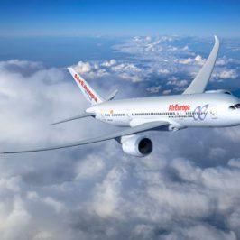 Air Europa unirá a partir de primeros de junio Madrid y A Coruña