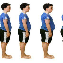 El índice de masa corporal en niños
