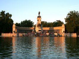 5 lugares románticos en Madrid
