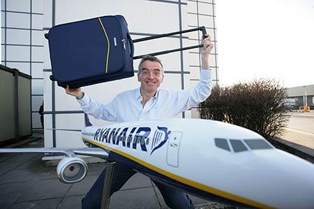 Vuelos último minuto Ryanair