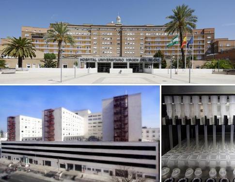 Centros de Reproducción Asistida Pública cerca de Cádiz