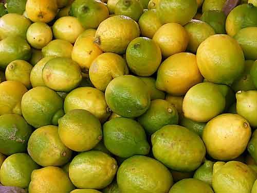 Tartaleta de limón