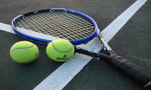 Cuidados durante la práctica de tenis