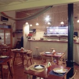 Restaurante vegetariano Habanita. Sevilla