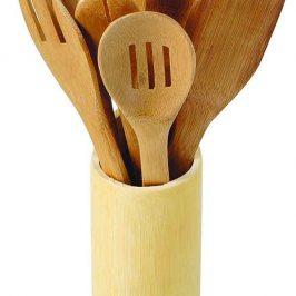 Utensilios de cocina de bambú. Un toque especial para tu cocina