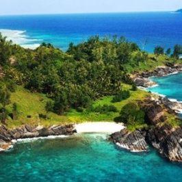 Recorra las románticas islas Seychelles