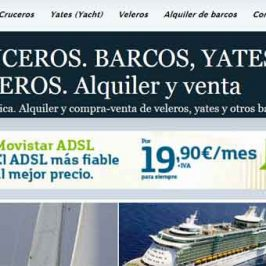 Barcos, yates y veleros