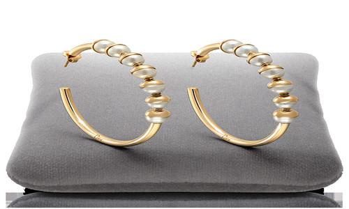 La nueva colección de pendientes de Christian Dior