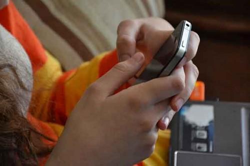 Los smartphones, los niños y la miopía infantil