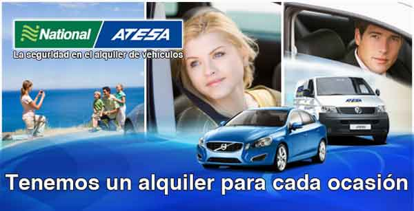 Alquiler de autos para un viaje romántico