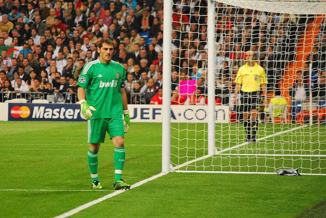 Íker Casillas: «Si fuese entrenador, intentaría parecerme a Mourinho»