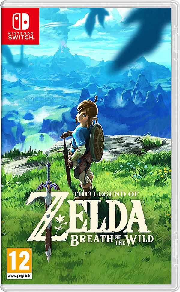 The Legend Of Zelda: Breath Of The Wild de Nintendo