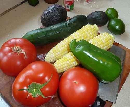 El gazpacho, un plato refrescante y nutritivo
