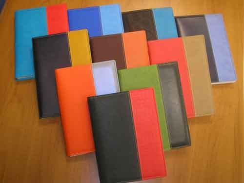 Agendas en papel que te ayudan a ahorrar energía