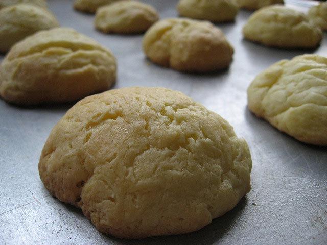 Tres recetas de galletas light