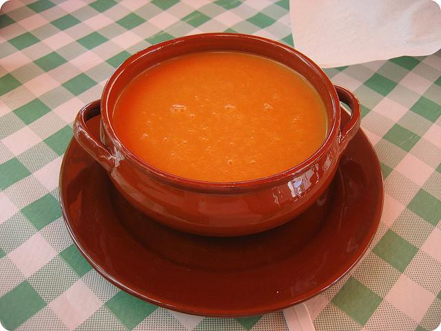Una joya gastronómica: el gazpacho