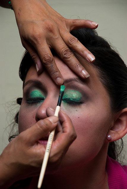 Tendencias de maquillaje para la primavera de 2012