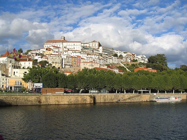 Un viaje cultural a Coimbra
